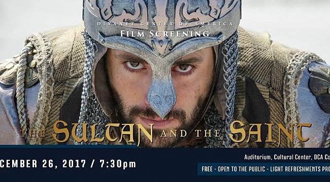 Sultan and The Saint Filmi Diyanet Center'da