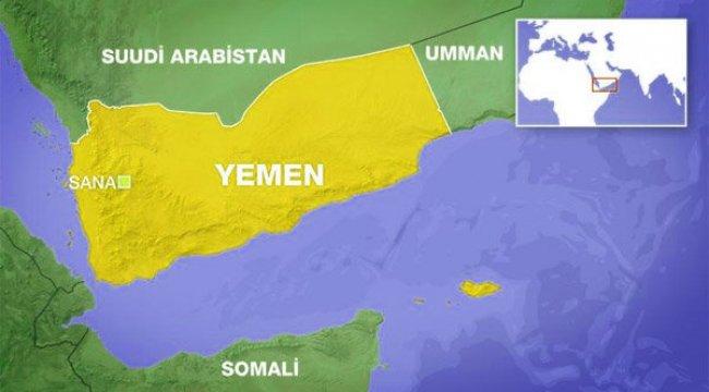 Suudi Arabistan bombalıyor...