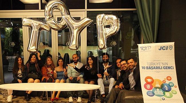 TOYP 2017 Başarılı 10 Genci