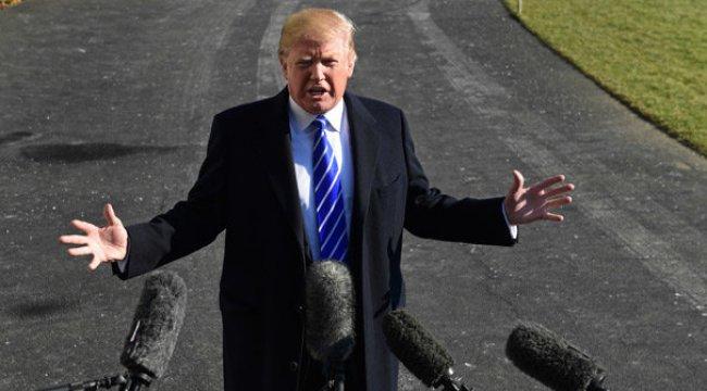 Trump:Büyük güçler arasında rekabet başlıyor...