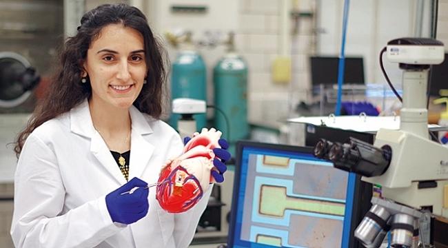 Türk Kızı Giyilebilir Kalp Pili Yaptı