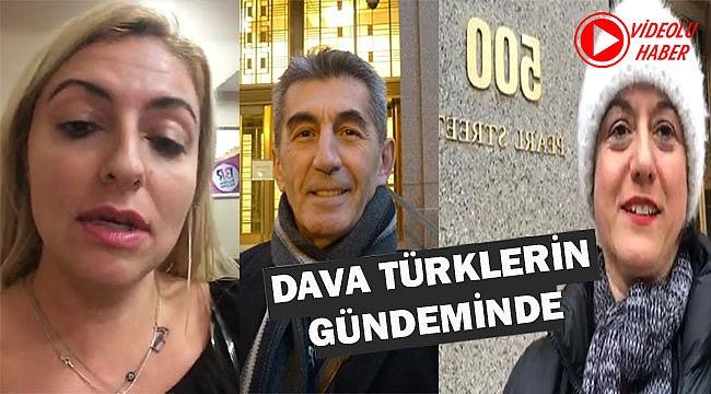 Türkler'den, Zarrab Davasına Yoğun İlgi
