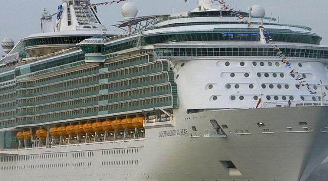 Yolcu Gemisinde 200 kişi hastalandı