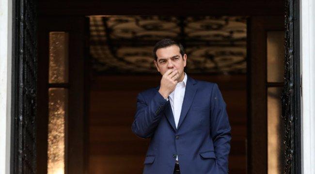 Yunanistan Başbakanı Çipras'tan darbeciler için sürpriz çıkış!
