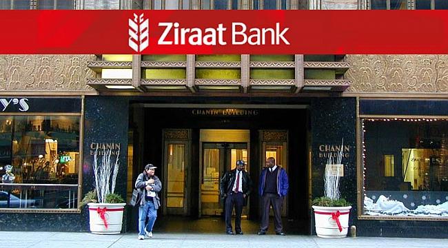 Ziraat Bankası New York şubesi kapatıldı