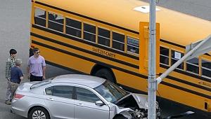 16 Yaşındaki Öğrenci Otobüs Çaldı