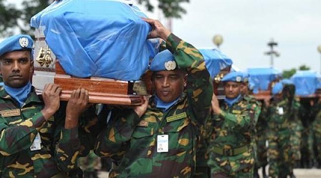 2017'de 71 BM Görevlisi Öldürüldü