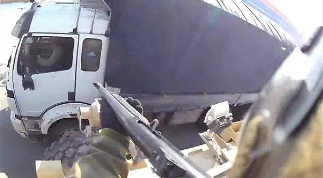 3 saniyelik video kan dondurdu! ABD ordusundan soruşturma
