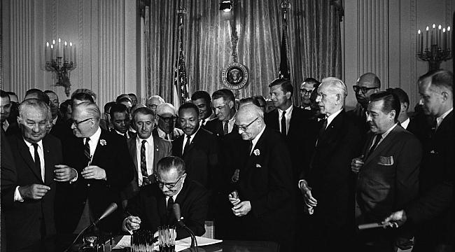 ABD'de Pazartesi Martin Luther King Tatili