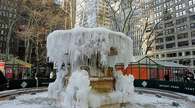 ABD'de Soğuklardan 16 kişi öldü