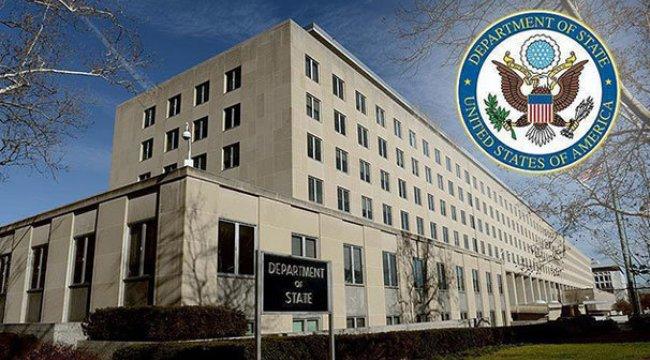 ABD'den skandal açıklama