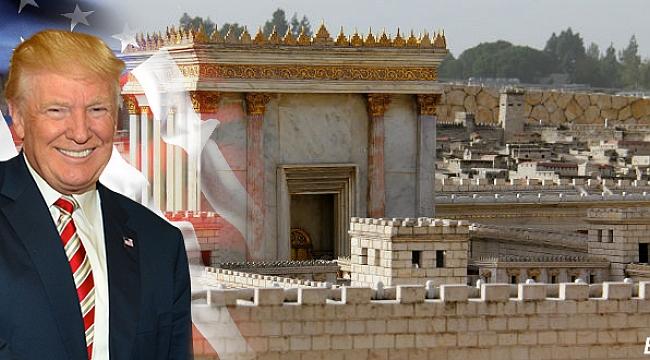 ABD Elçiliği Kudüs'e Bu yıl Taşıyacak