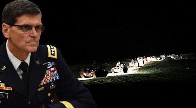 ABD'li komutandan flaş Afrin açıklaması: Türkiye bize bilgi verdi