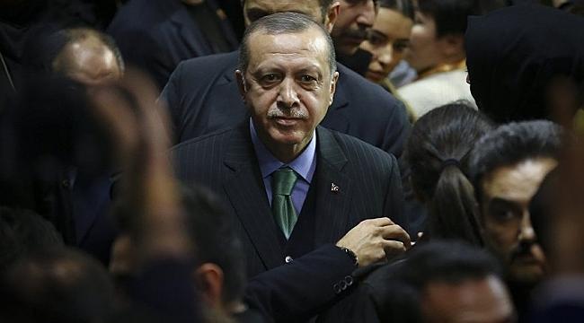 AK Parti'den: Erdoğan'a 'gazilik teklifi'