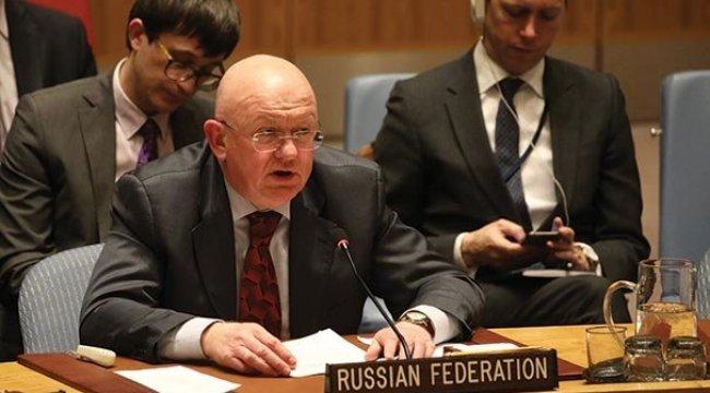 BMGK toplantısında Rusya'dan ABD'ye