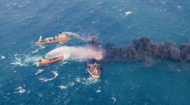 Çin'deki gemi kazasında 2 cesede daha ulaşıldı