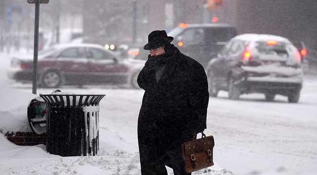 Deep freeze with subzero temps hits Northeast and Midwest as West Coast braces for heavy rain