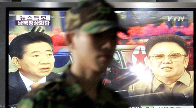 Güney Kore'den Kim Jong-un'la görüşme sinyali