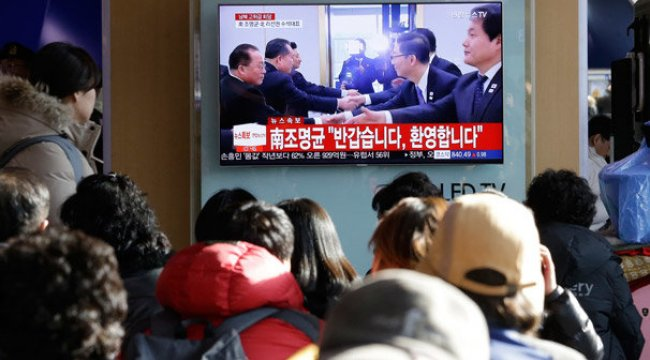 Kuzey Kore ve Güney Kore 15 Ocak'ta görüşecek