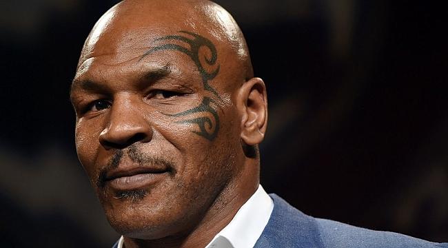 Mike Tyson marijuana işine girdi!