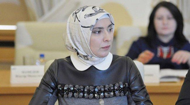 Müslüman kadın gazeteci Rusya'da başkan adayı