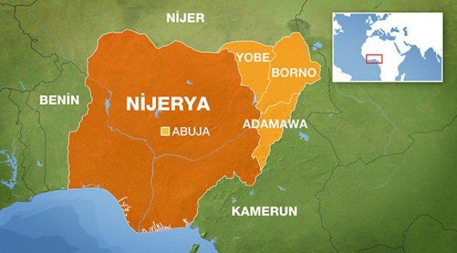 Nijerya'da camiye intihar saldırısı!