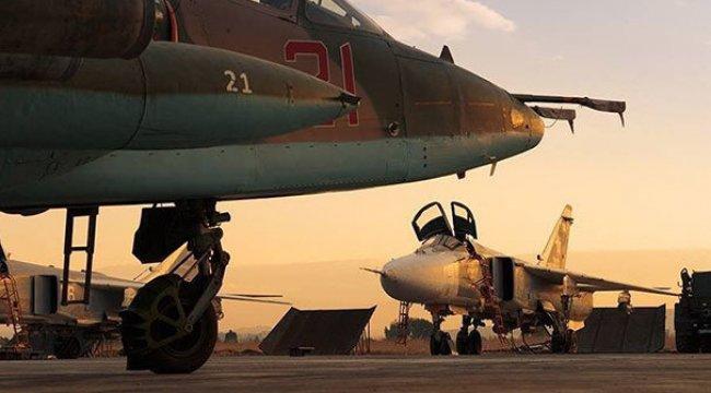 Rusya: Militanlar üslere İHA'larla saldırdı