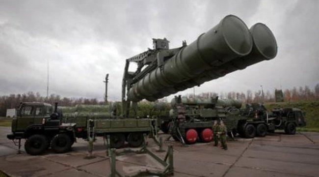 S-400'ler hasar gördü Rusya'ya geri gidiyor