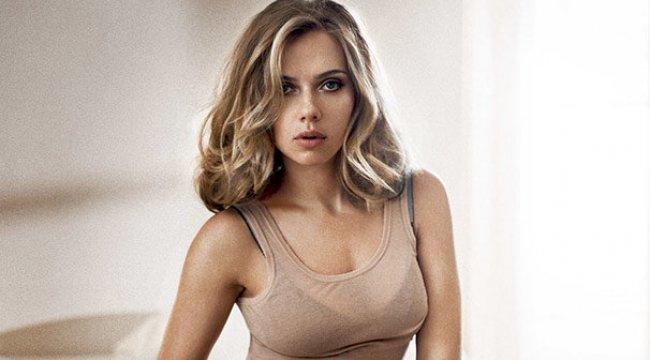 Scarlett Johansson kazancıylatarihe geçecek