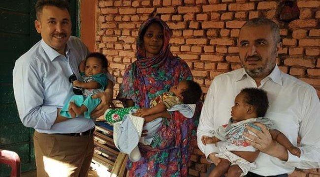 Sudan'daki Türk hastanesine büyük övgü