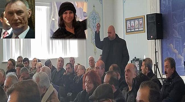 TADF Toplantısında Seçim Tartışması