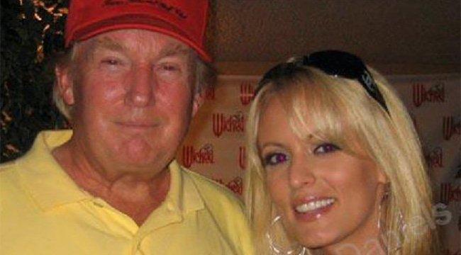 'Trump ekibi porno yıldızına sus payı ödedi'