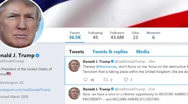 Trump'tan Sahte Haber Ödülleri