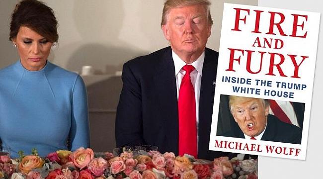 Trump Zehirlenmekten Korkuyor