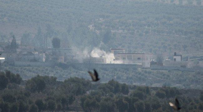 Türkiye'den Afrin'e Operasyon