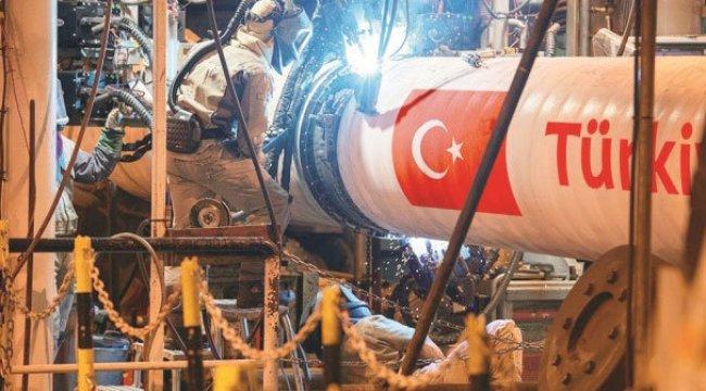 Türkiye doğalgazda merkez olacak