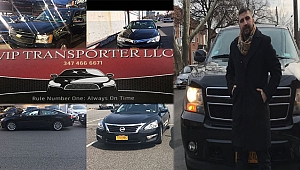 Türklere New York'ta Hizmet Veren VIP Taksi
