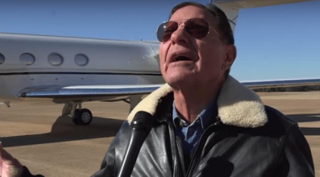 Uçağa Binmek Günahtır Demişti Uçak Aldı