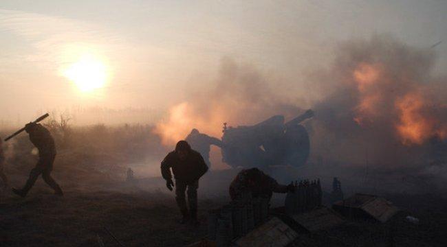 Ukrayna'dan savaş fotoğrafları!