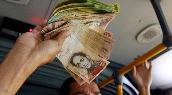 Venezuela'da asgari ücrete yüzde 40 zam yapılacak