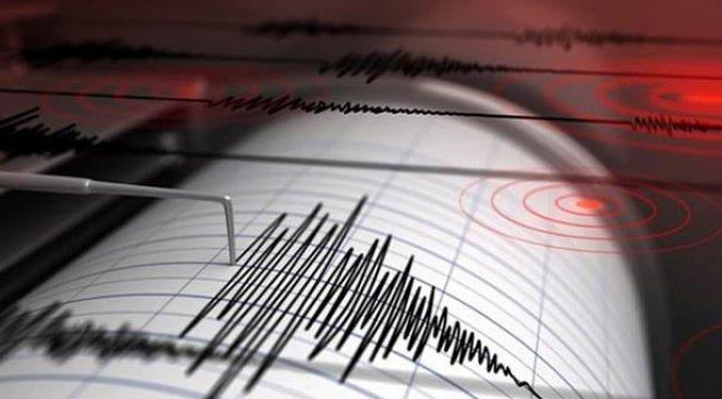 Yılın son gününde Yunanistanda 4.6 şiddetinde deprem