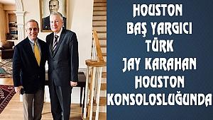 ABD'deki en üst düzey Türk Yargıç Jay Karahan