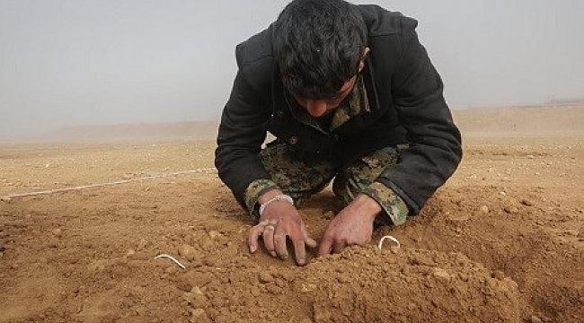 ABD'den YPG'ye El Yapımı Bomba Eğitimi