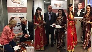 ABD Kongre Üyelerine Türk Kahvesi
