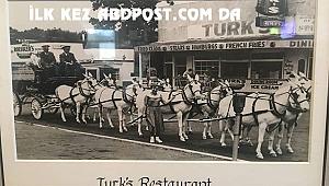ABD'nin ilk Türk Restaurantı