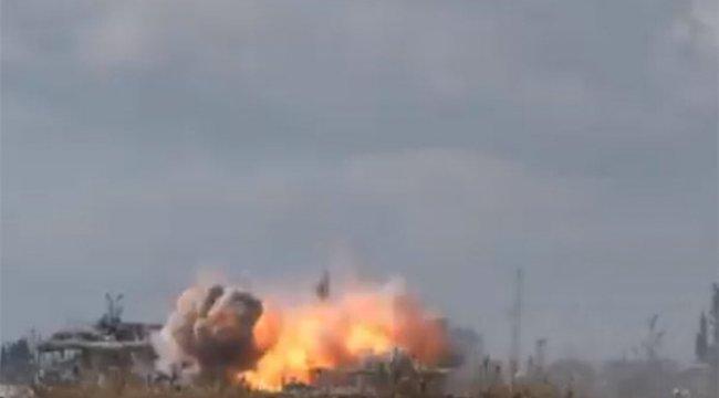 ABD ve Rusya masada birbirine girdi! Savaş uçakları vuruyor