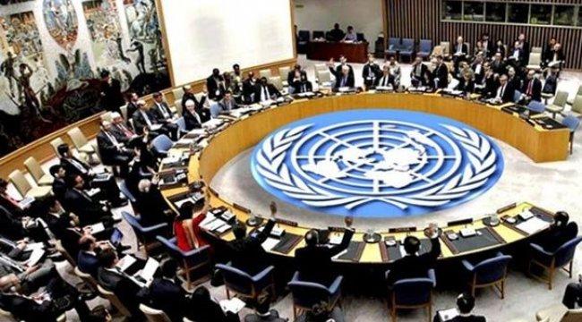 BMGK'da Rusya'dan Suriye kararı