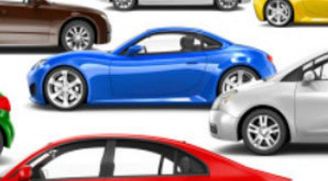 Dünya genelinde otomobillerin Rengi