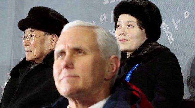 Kuzey Kore'den ABD'ye son dakika şoku!