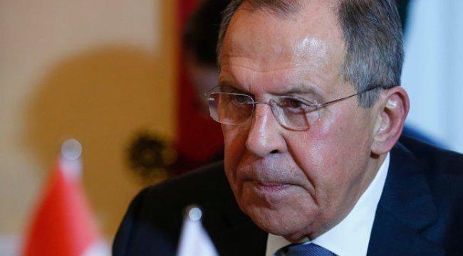 Lavrov ABD'nin kirli planını açıkladı